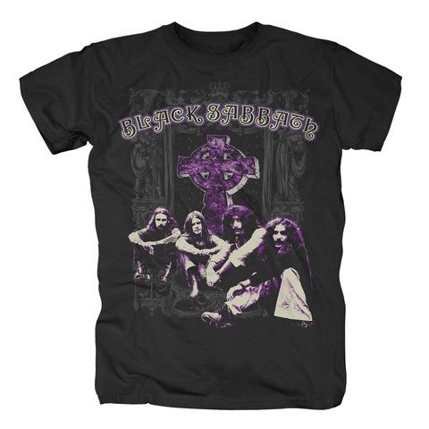 Cross Group von Black Sabbath - T-Shirt jetzt im Black Sabbath Shop